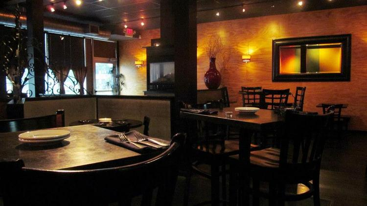 The Interior Of First Course Which Closed In Early February A New Restaurant Is