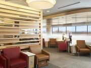 The brand new Admirals Club lounge at Sky Harbor.