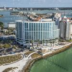 Clearwater's newest hotel on track to open as construction winds up