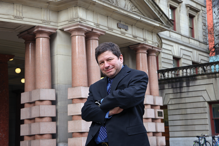 New Portland City Commissioner Steve Novick is busy meeting with constituents.