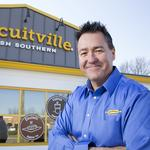 Biscuitville gets fresh, and not just with its biscuits