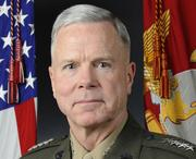 HIGHEST-RATED CEOS No. 5: Gen. James Amos, commandant of the U.S. Marine Corps Approval rating: 93 percent Organization's rating: 4.3 (out of 5) Note: The CEO's and employer's overall ratings on Glassdoor.com may differ from what you see here, because our ratings are based only on reviews by D.C.-area employees received between July 20, 2011 and July 19, 2013.