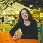 Outside the box: Cheryl Cronin finds a second career with the city's favorite stop for foodies