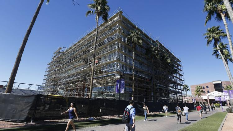 Grand Canyon University Boosts Income By Nearly 30 Percent Phoenix