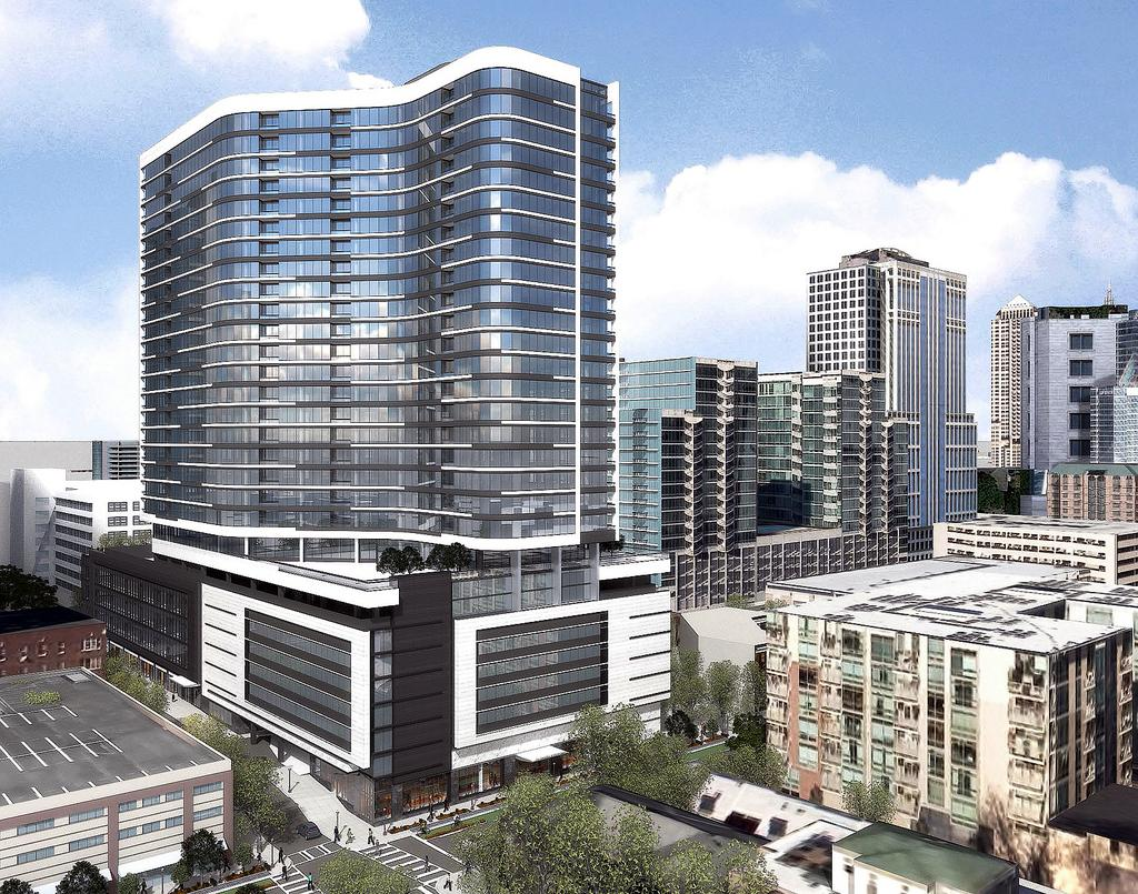 Atlanta project construction list page 13 for 1010 midtown floor plans