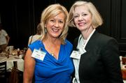 Suzie Armstrong, left, and Amy Smith