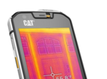 Flir teams with Caterpillar on a phone that helps you see in the dark