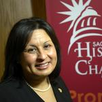 Spotlight On: <strong>Cathy</strong> <strong>Rodriguez</strong>, president and CEO, Sacramento Hispanic Chamber of Commerce