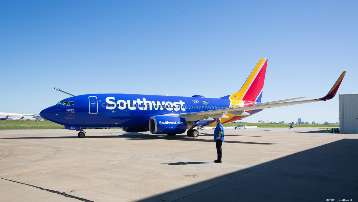 southwest adds nonstop flight from bwi to sacramento - baltimore