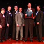 Manufacturing executive takes top honor at CFO of the Year