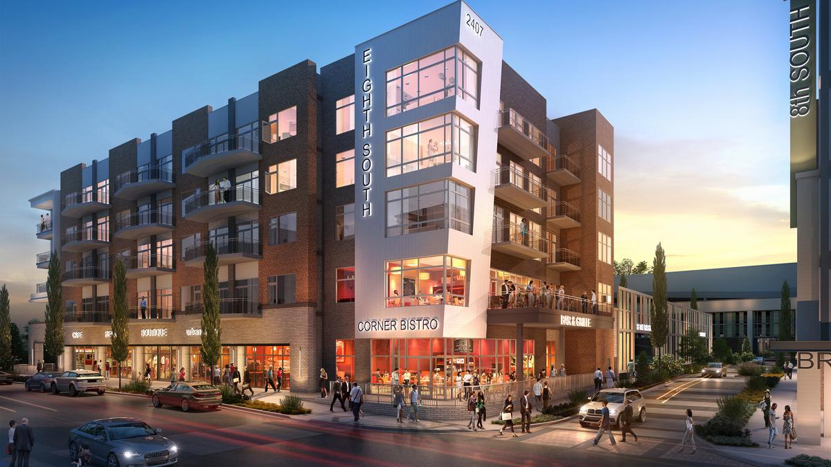 Believe it: A real, actual condo development in Nashville, funded