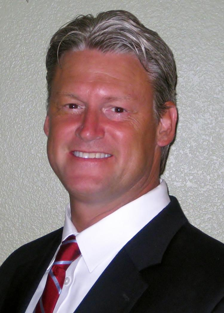 Monte Robbins is CEO of CapWest Mortgage, a division of Farmers Bank and Trust, which is based in Great Bend, Kan., and has a branch at 14231 Metcalf Ave. in Overland Park.