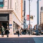 Downtown retail strategy focusing 1st on independents