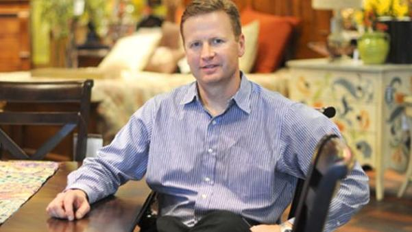 Jim Huseby, President Of Becker Furniture World, Said His Company Is  Opening A New