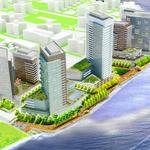 Astoria's $1.2B megaproject halted weeks after <strong>De</strong> <strong>Blasio</strong> breaks ground