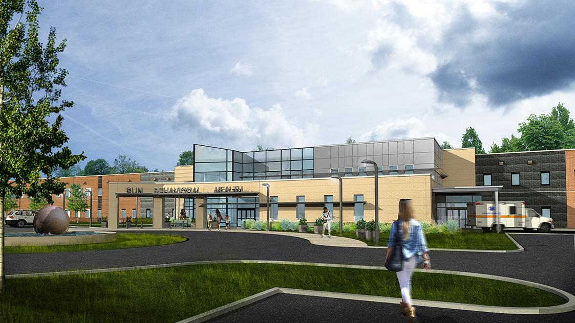 St Elizabeth Healthcare Sun Behavioral Health Begin Construction