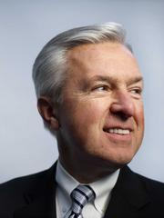 John Stumpf, CEO of Wells Fargo, sees a boom in business in central U.S. states.
