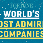 These companies are among Fortune's Most Admired
