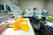 River City Workwear in New Albany has increased capacity following the purchase of a new embroidery machine.