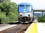 Amtrak CEO riding through Kansas for Southwest Chief discussions