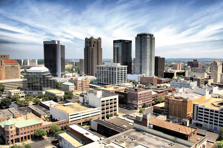 """Adrienne Breaux of Austin, Texas traveled to the Magic City for Design Week Birmingham, and concludes that Birmingham is """"on deck"""" to be considered a design town."""