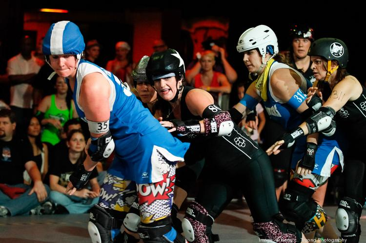 Milwaukee will host an international roller derby championship this weekend.