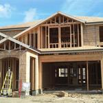 New home permits jump 57 percent, prices down slightly