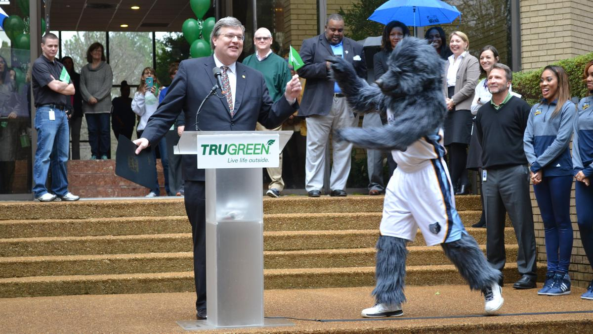 With New Headquarters, Trugreen Severs Final Tie With ServiceMaster In  Memphis.   Memphis Business Journal