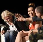 <strong>Richard</strong> <strong>Branson</strong> puts spotlight on L.A. startups
