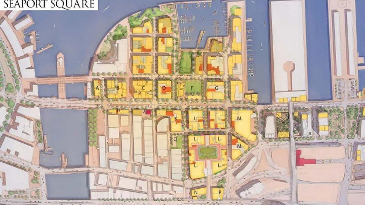 Seaport Square Project - TGT The Gollinger Team