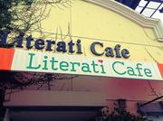 The Wilshire and Bundy location of the Literati Cafe is an easy meeting spot for Westsiders.