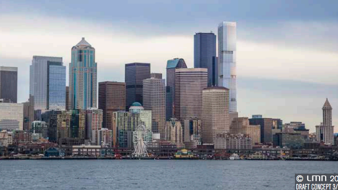 Exclusive Proposed Seattle Skyscraper Shrinks Again But Still
