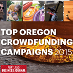 18 Oregon crowdfunding campaigns that raised $100K in 2015