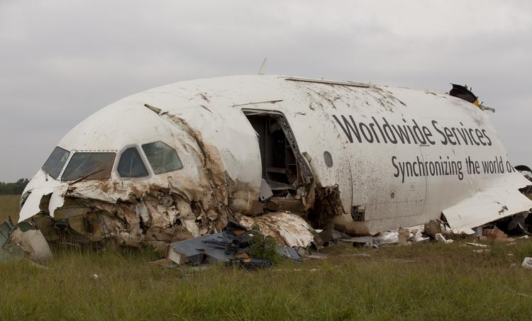UPS Airlines Flight 1354 crashed during its landing at the Birmingham, Ala., airport on Aug. 14.