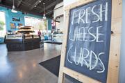 Cheese is on the menu at Clock Shadow Creamery.