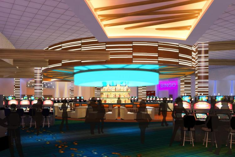Jackpot Junction has started a $20 million renovation, which includes major updates to the casino floor.