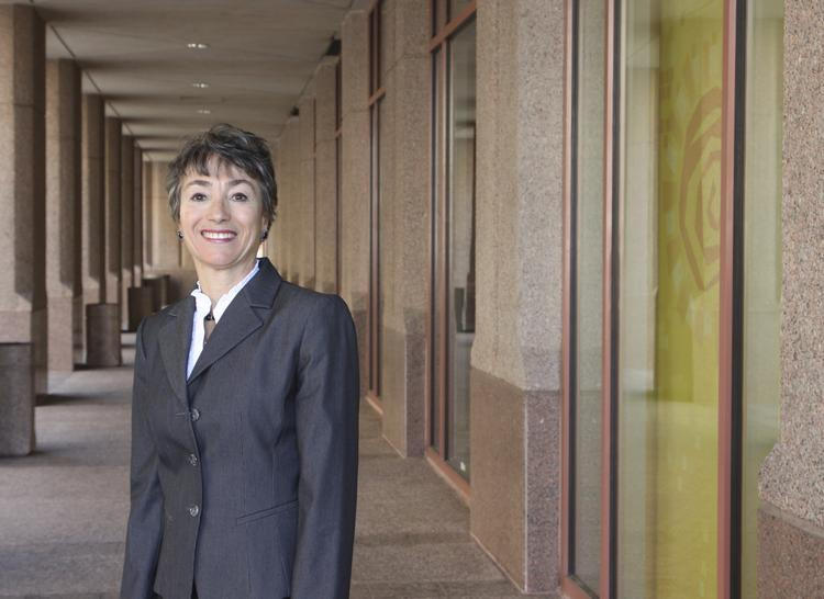Debbie Johnson, a longtime Albuquerque entrepreneur and advertising executive, is the director of Central New Mexico Community College's new Office of Education, Entrepreneurship and Economic Development.