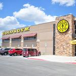 Pump it up: Gold's Gym acquiring The Rush Fitness Complex
