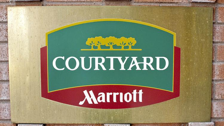 The Courtyard by Marriott Hotel near UD Arena has been sold for $12.5 million.