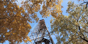 Ruffner hopes to restore the 1941 tower over the next year for a cost of $600,000.