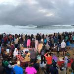 PBN at the <strong>Eddie</strong>: What it takes to put on the big wave surf contest