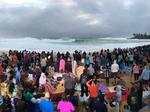 PBN at the Eddie: What it takes to put on the big wave surf contest