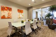 The South Shore District has a conference room that can be reserved for business meetings.