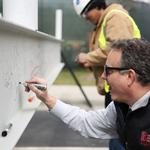 Marking a milestone at Ballantyne Corporate Park's newest building (PHOTOS)