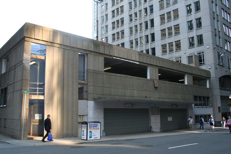 The Winthrop Square Garage in the Financial District could be offered up for sale by the city.