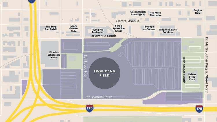 Midtown residents want a piece of the $1 billion Tropicana Field