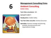 Ambient Consulting