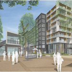 First look: Mammoth mixed-use development poised for Wedgewood-Houston