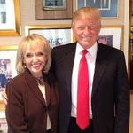 Trump-Brewer 2016? Former Arizona governor's name keeps coming up as potential running mate