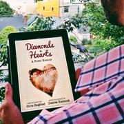 """The book """"Diamonds & Hearts"""" includes poetry by Chris Siegfried and Desiree Hartsock of """"The Bachelorette,"""" and will be published by a friend."""